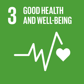 SDGs Goal 3: Ensure healthy lives and promote well-being for all at all ages