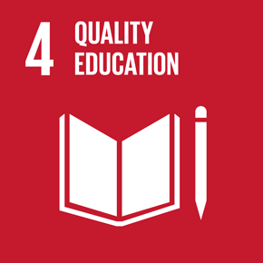 SDGs Goal 4: Ensure inclusive and quality education for all and promote lifelong learning