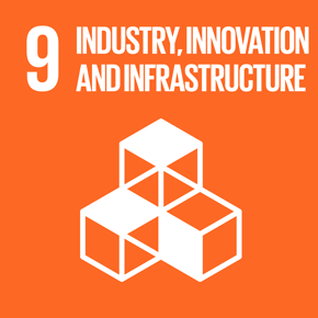 SDGs Goal 9: Build resilient infrastructure, promote sustainable industrialization and foster innovation