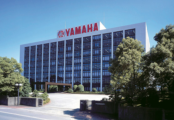 Yamaha Motor Company Headquarters