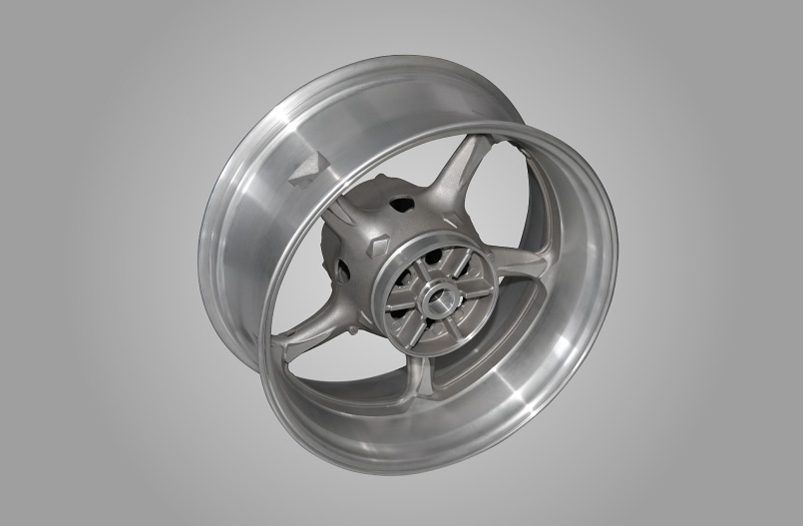 Cast Wheels