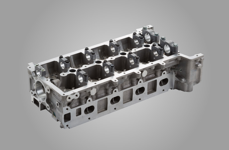 Aluminum Cylinder Heads for Diesel Engines