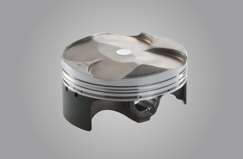 Forged Aluminum Piston (Defric-coated)