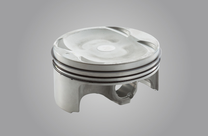 Forged Aluminum Piston (Tin-plated)