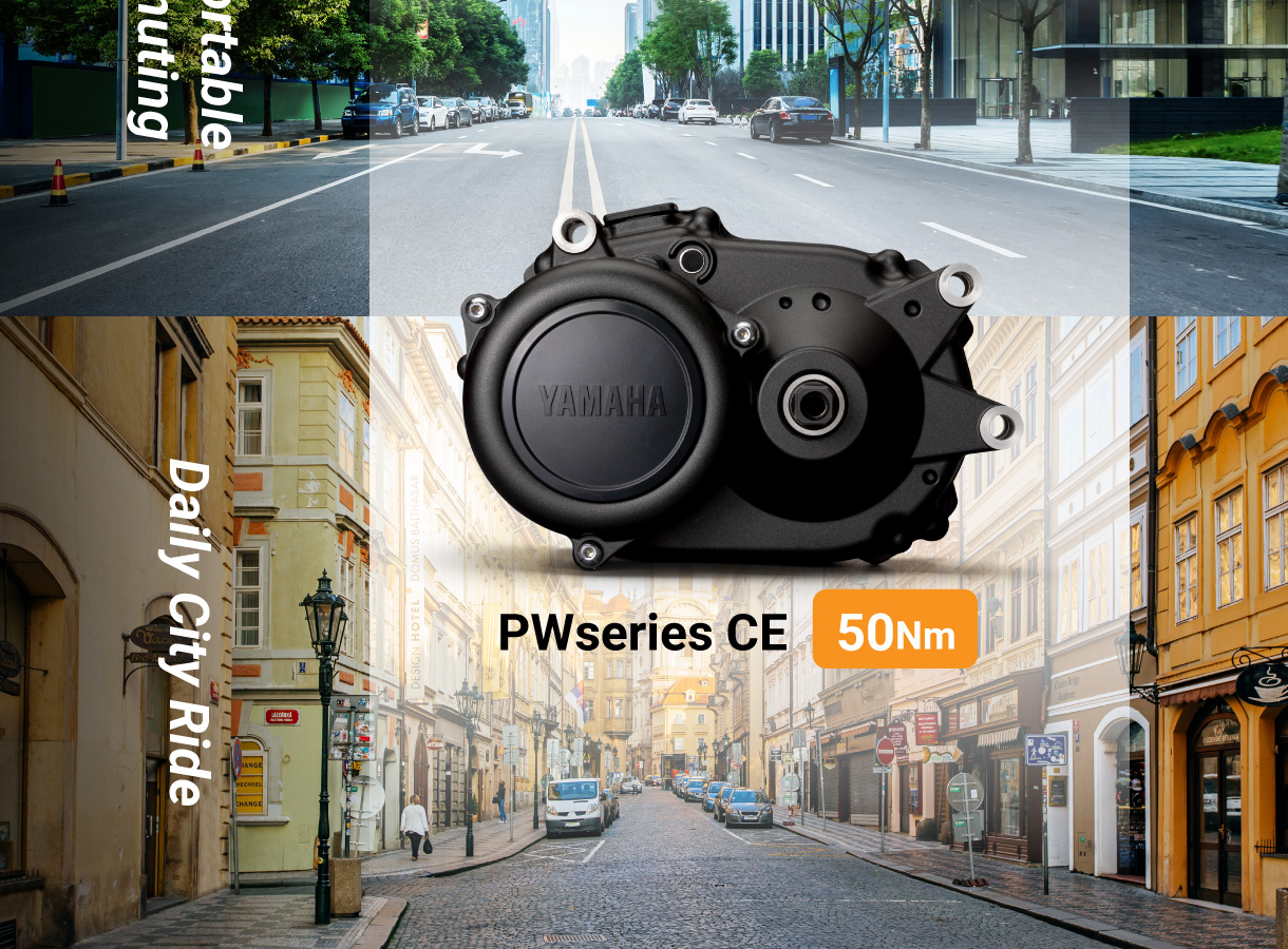 NEW PWseries CE 50Nm