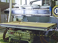 Wooden CNC Processing machine