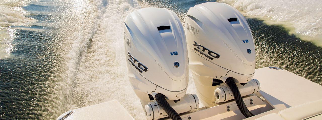 Four Stroke - Outboards | Yamaha Motor Co , Ltd