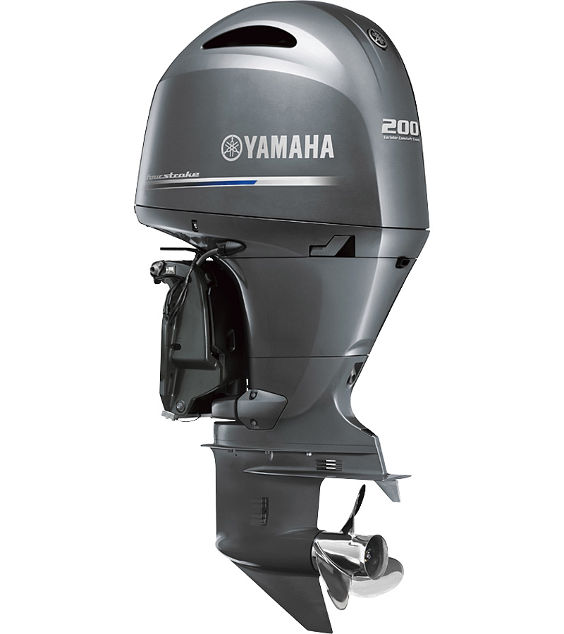L4 200-115ps : Specifications - Outboards | Yamaha Motor ...