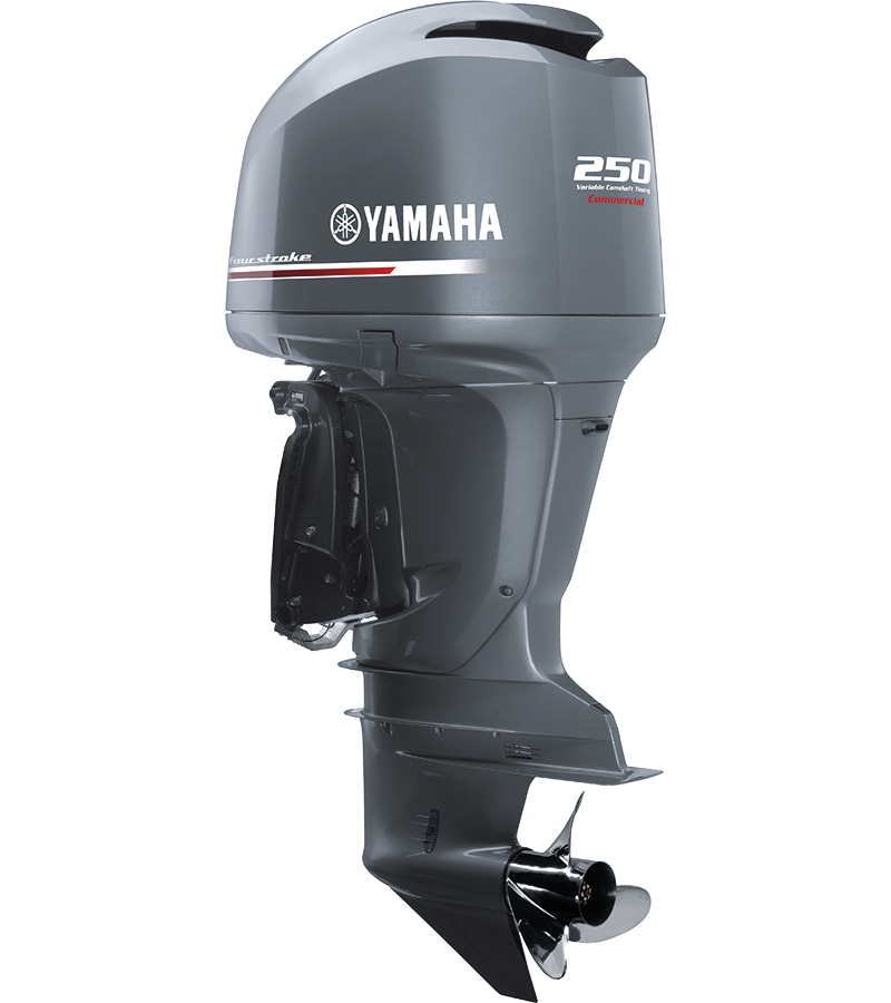 Yamaha Outboard Motor Specifications
