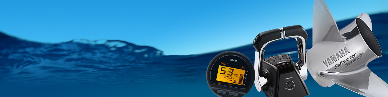 Accessories - Outboards | Yamaha Motor Co , Ltd