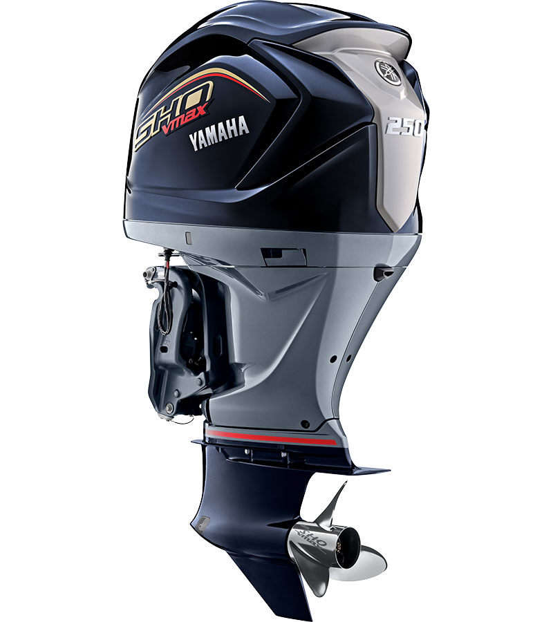 Yamaha Enduro Outboard Parts