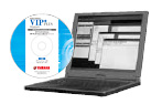 Support software for PC VIP+