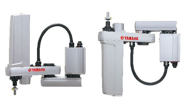 Ceiling mount and inverse type scara robots yk xgs for Types of motors used in robotics pdf