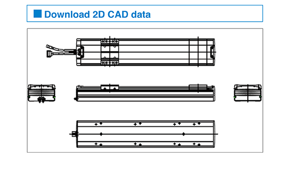 2D CAD data download