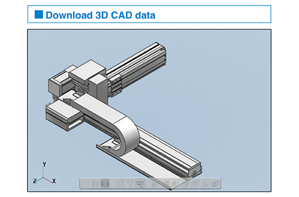 3D CAD data download