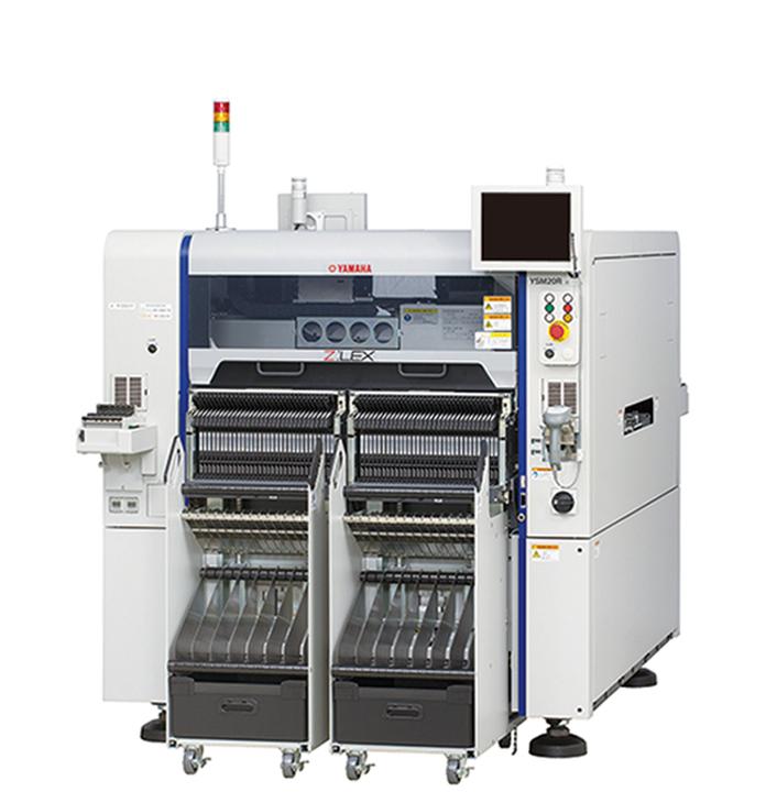 Surface Mounter - SMT Assembly Systems | Yamaha Motor Co , Ltd