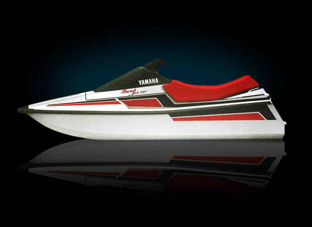 History - WaveRunner 30th Anniversary | YAMAHA MOTOR CO , LTD