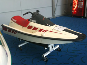 800a3f56452c WaveRunner500 (photographed 2011) The world s first sit-down type PWC