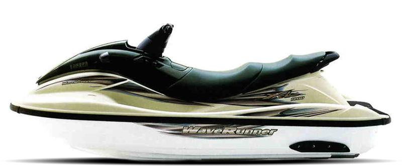History of WaveRunners (PWC, MarineJet) - WaveRunner(PWC
