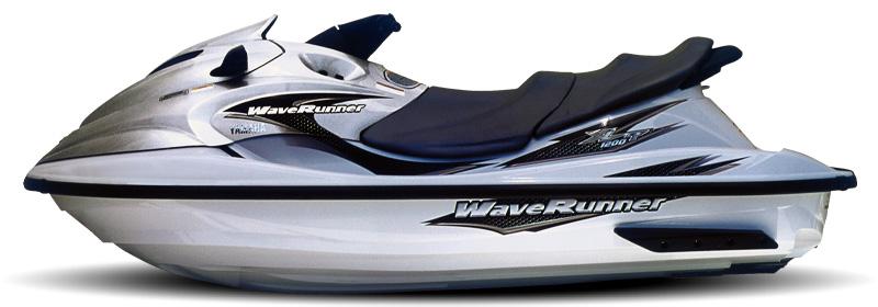 History Of WaveRunners PWC MarineJet WaveRunner PWC