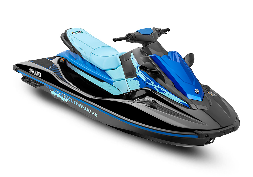 EX Deluxe : Color & Specifications - WaveRunner,PWC,MarineJet | Yamaha Motor Co., Ltd.