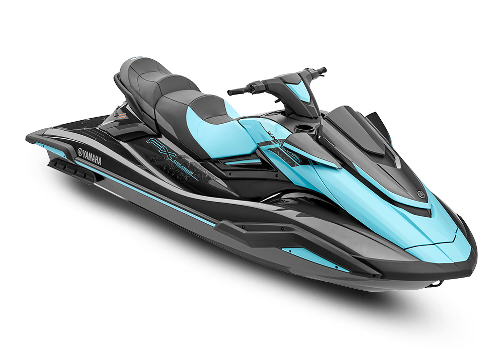 Fx Cruiser Ho Color Amp Specifications Waverunner Pwc
