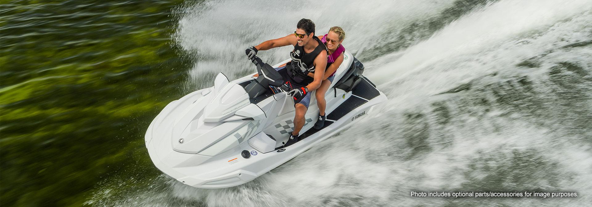 VX Cruiser HO : Features - WaveRunner(PWC, MarineJet) | Yamaha Motor