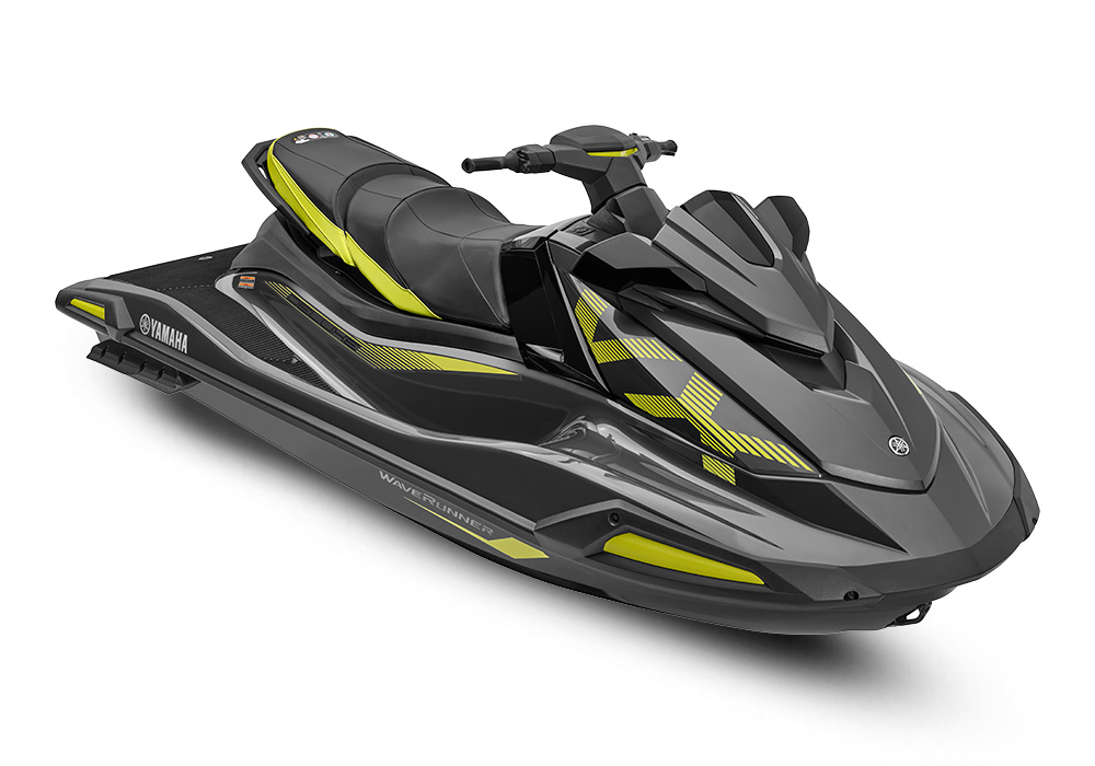 VX Deluxe : Color & Specifications - WaveRunner(PWC