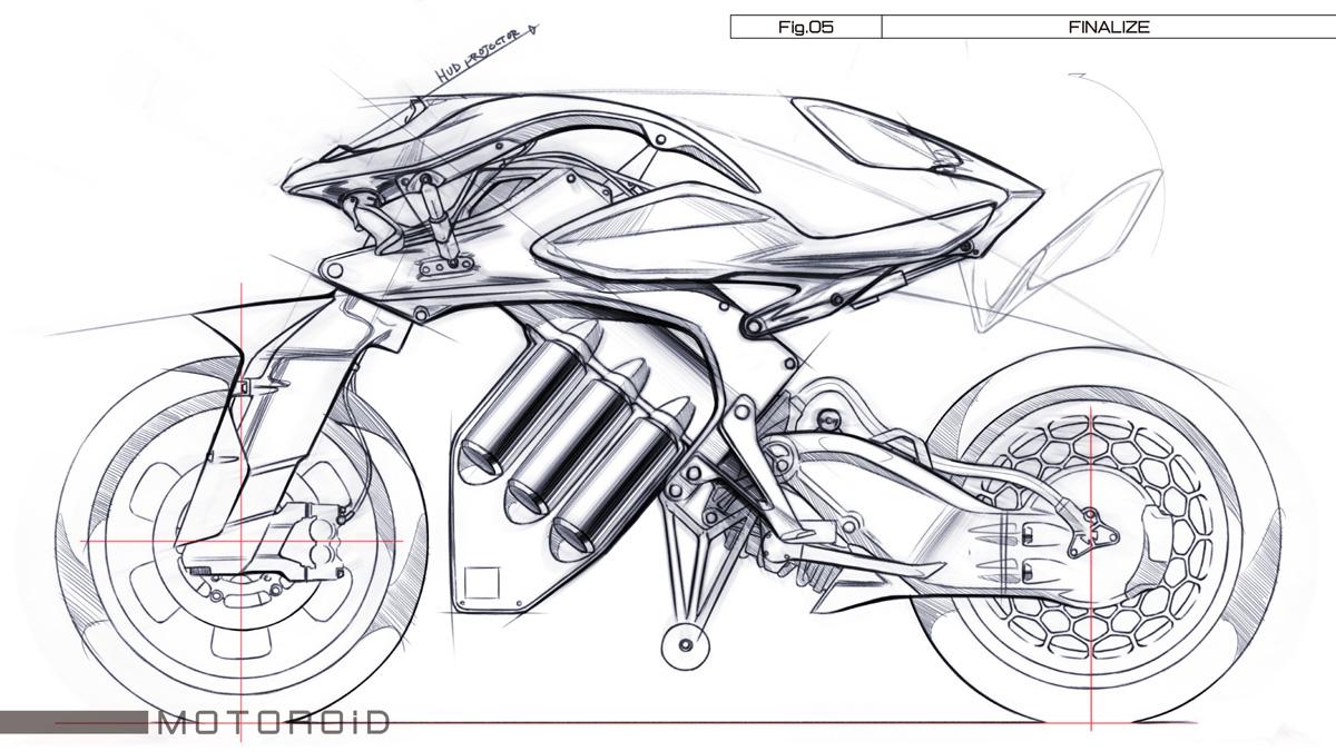 MOTOROiD - Yamaha Motor Design | Yamaha Motor Co , Ltd