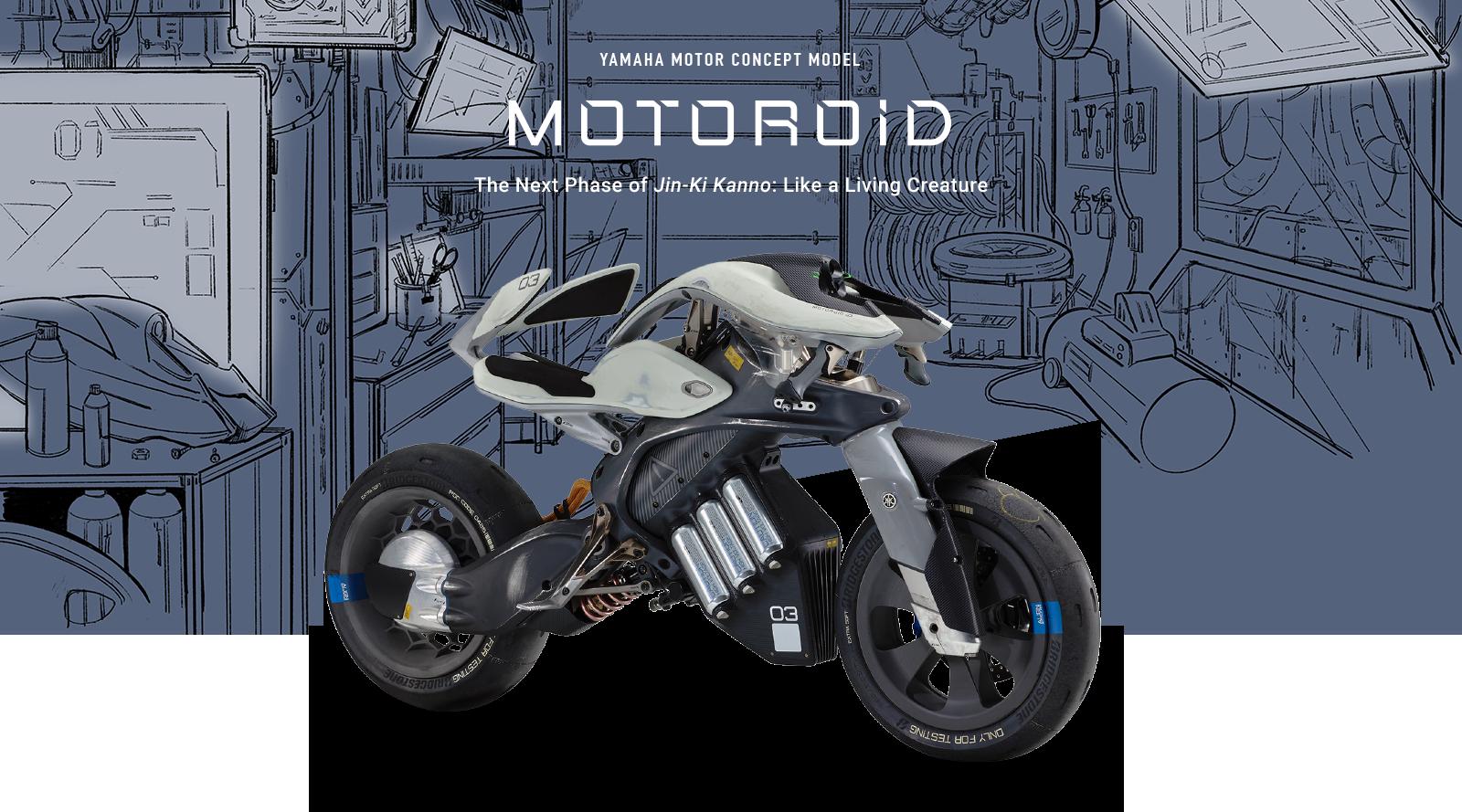 Motoroid Yamaha Motor Design Yamaha Motor Co Ltd