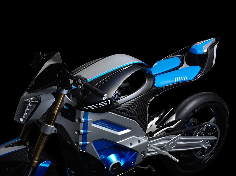 PES1 - Yamaha Motor Design - Yamaha Motor Co., Ltd. PES1 - 웹