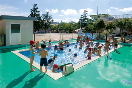 Spread and Application School Pools, Health-Promoting Pools ...