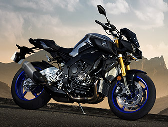 Yamaha Company Bike