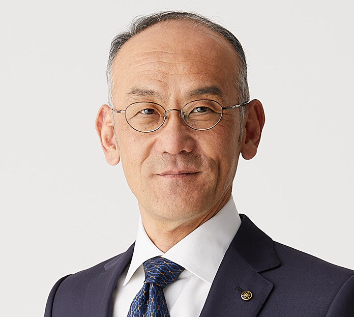 Yamaha Motor Co.,Ltd. President, Chief Executive Officer and Representative Director: Yoshihiro Hidaka
