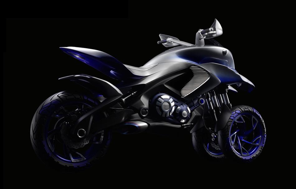 01gen Yamaha Motor Design