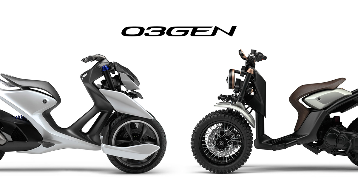 03gen x yamaha motor design for Yamaha motor company profile