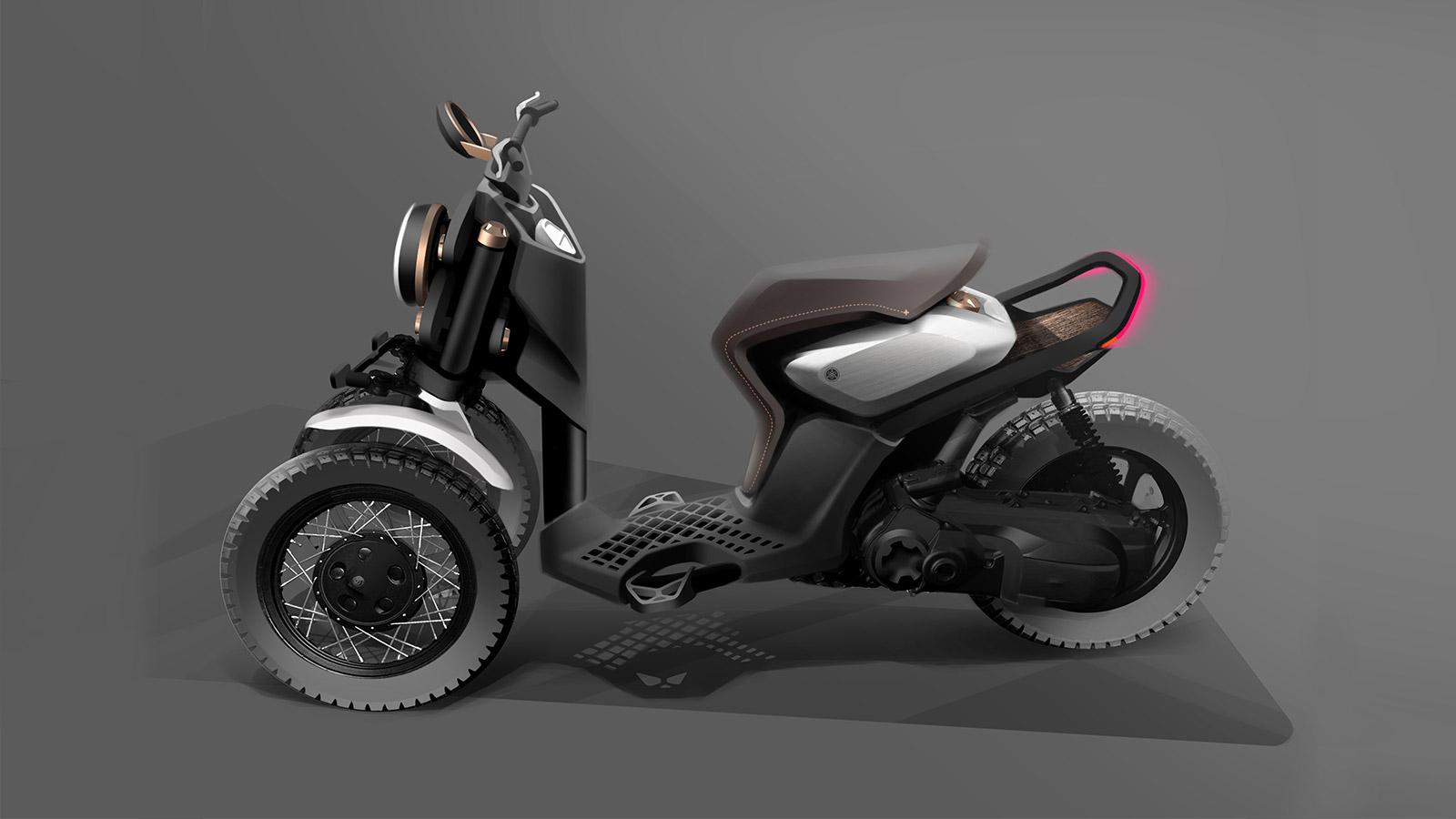 03gen X Yamaha Motor Design