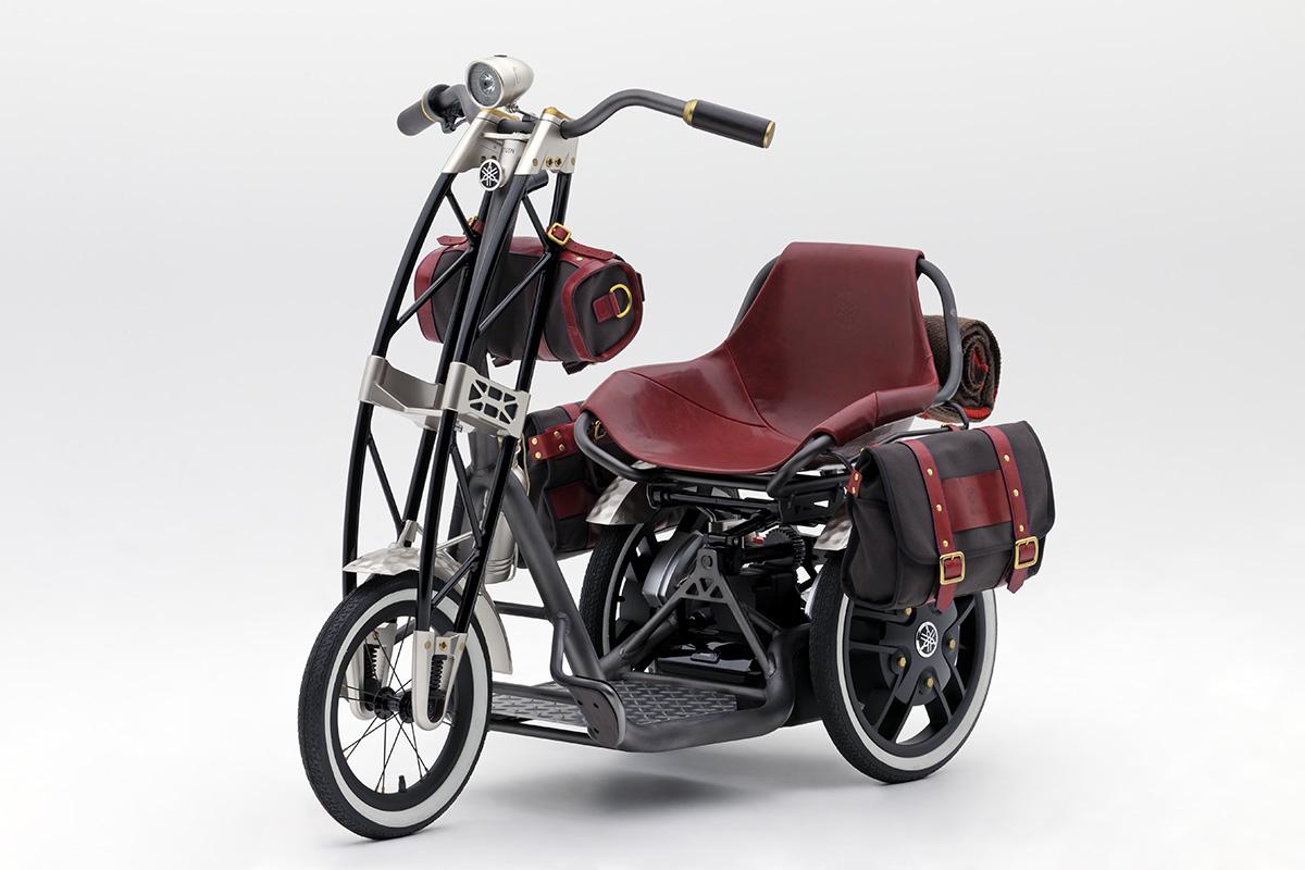 07gen yamaha motor design for Yamaha motor company profile