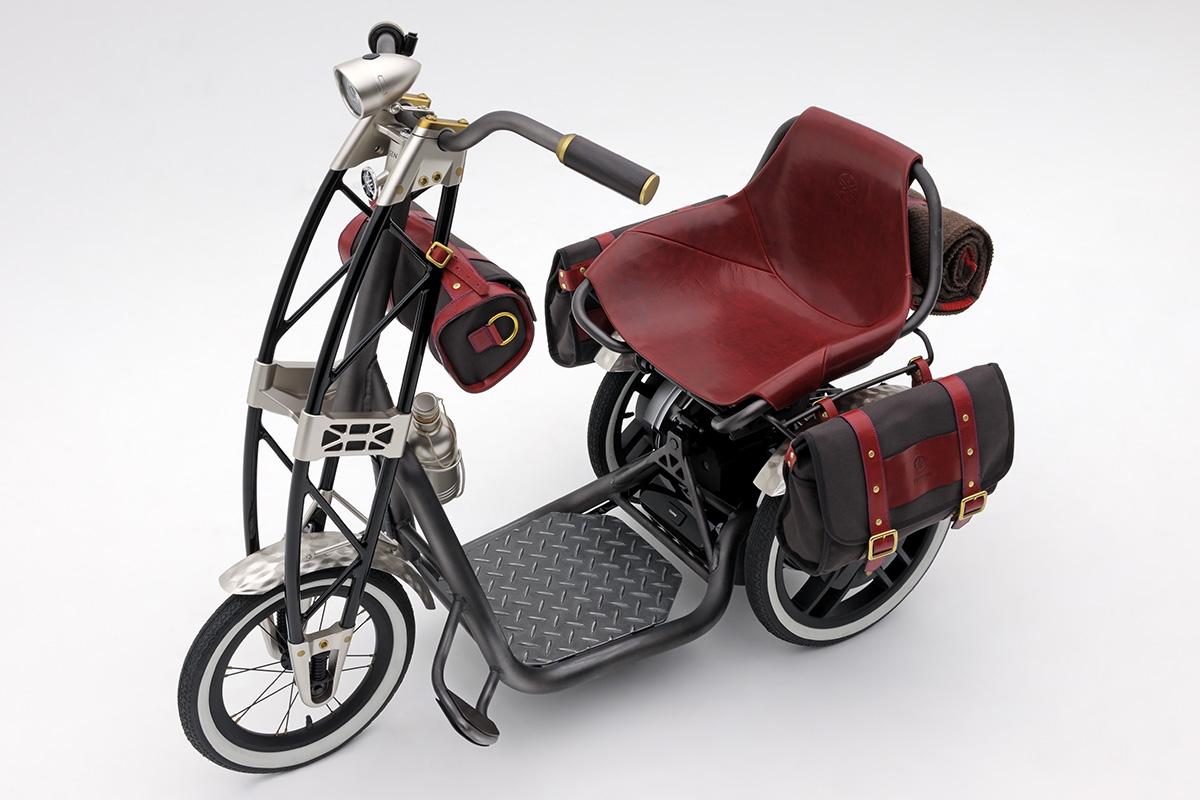 07gen Yamaha Motor Design