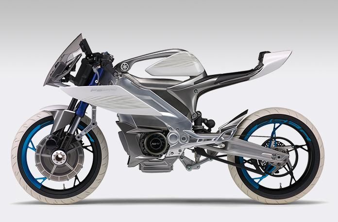 Concept Models Yamaha Motor Design