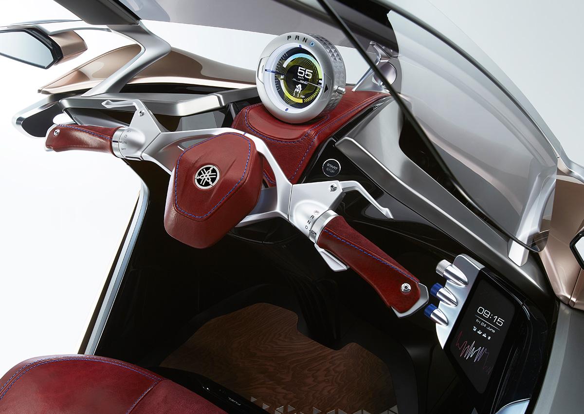 Mwc 4 Yamaha Motor Design