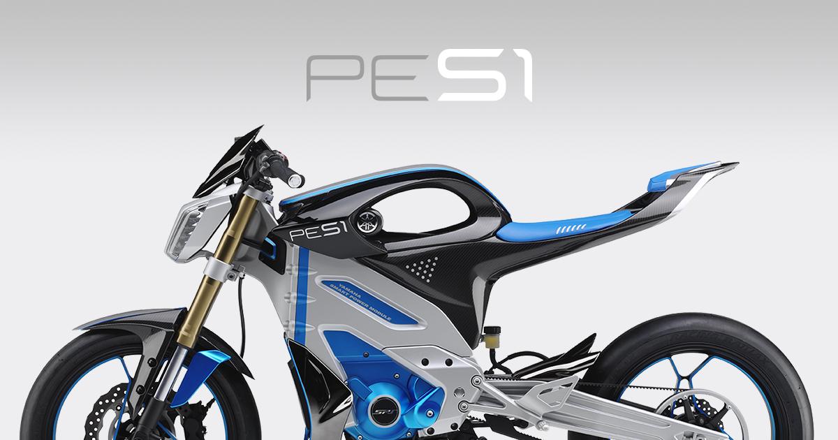 Pes1 Yamaha Motor Design