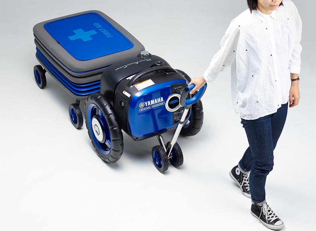 Power assist cargo yamaha motor design for Yamaha motor company profile