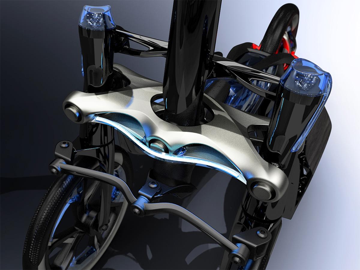 Tritown Yamaha Motor Design