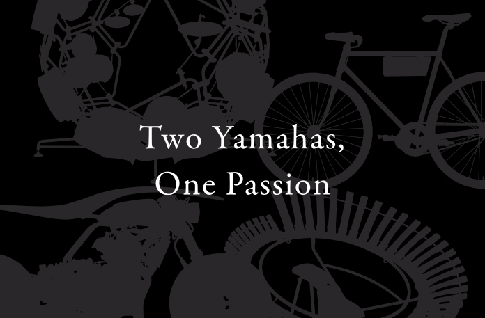 Two Yamahas, One Passion 2015