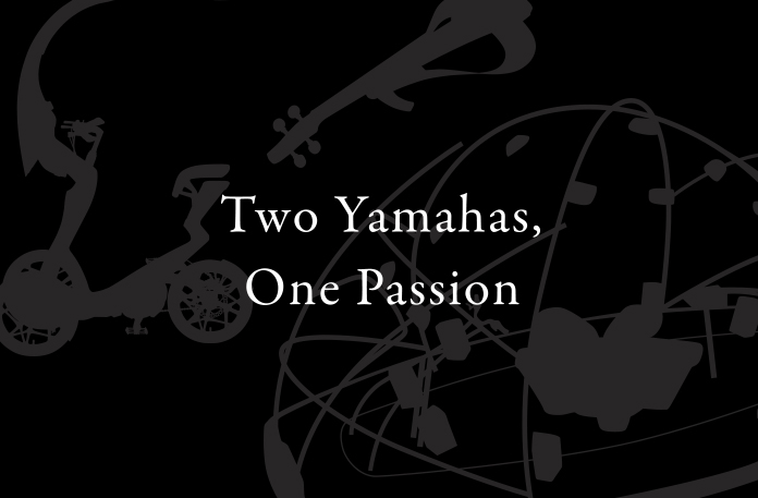 Two Yamahas, One Passion 2016