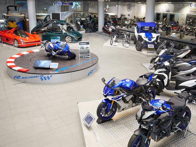 0 1 for Yamaha motor company profile