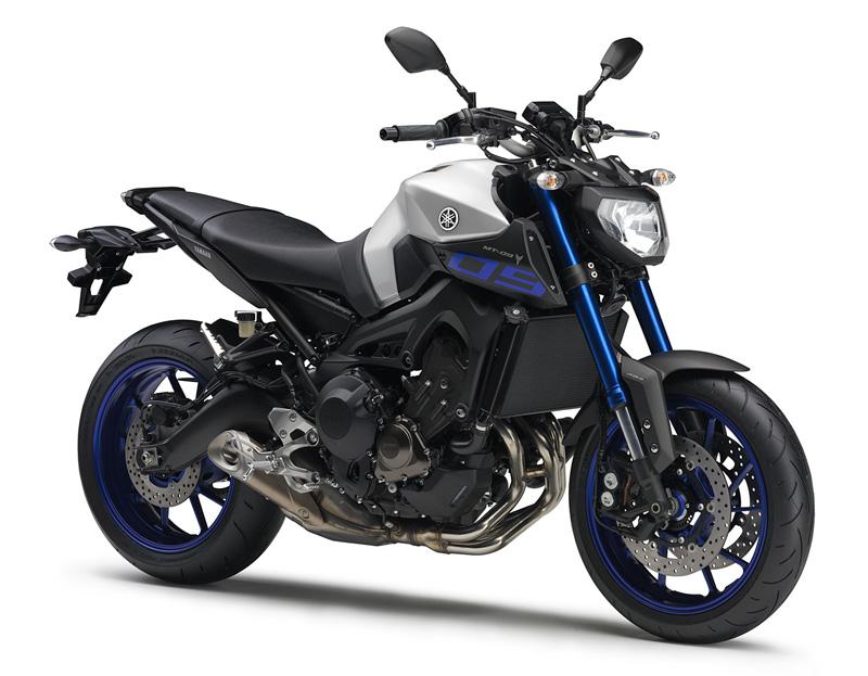 Mt 09 nmax for Yamaha motor company profile