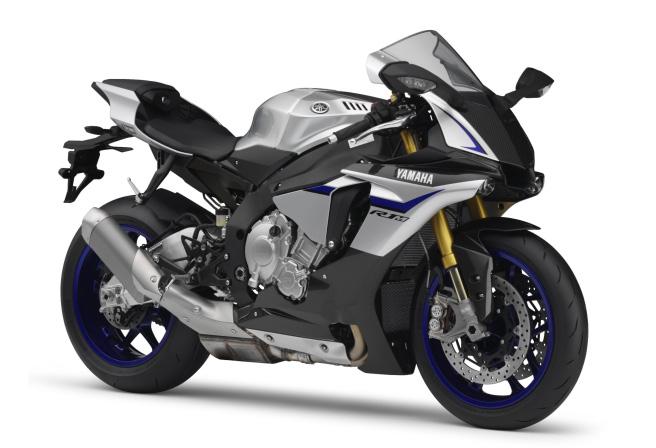 直系のピュアスーパースポーツモデル 新型「YZF-R1