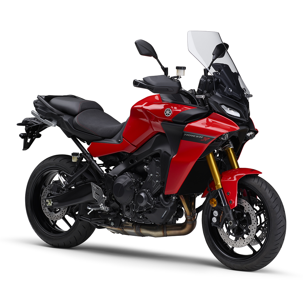 「TRACER9 GT ABS」レッド